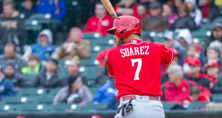 Eugenio Suarez (Photo: Doug Gray)
