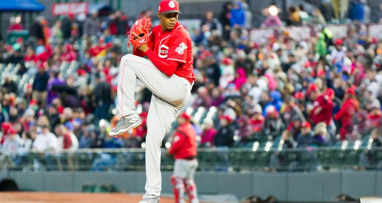 Raisel Iglesias (Photo: Doug Gray)