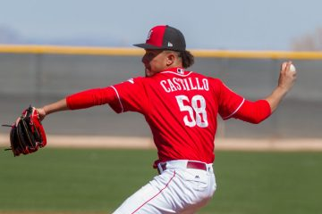 Luis Castillo (Photo: Doug Gray)