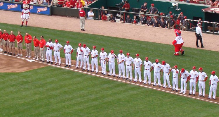 Reds lineup