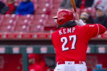 Matt Kemp (Photo: Doug Gray)