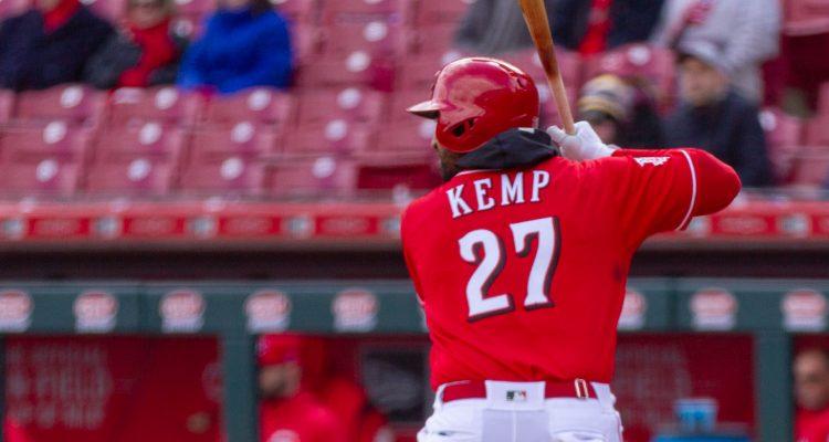Matt Kemp (Photo: Doug Gray)