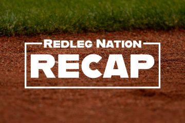 Redleg Nation Game Recap