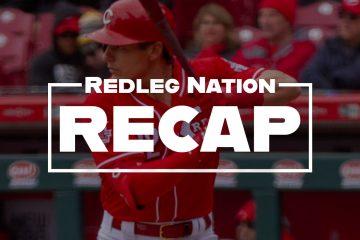 Redleg Nation Game Recap Derek Dietrich