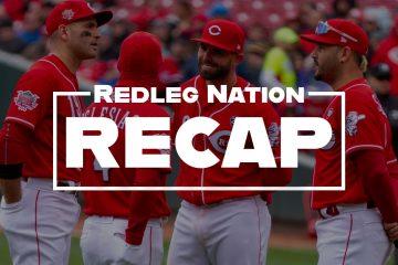 Redleg Nation Game Recap Generic Infield Jose Peraza