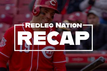 Redleg Nation Game Recap Joey Votto