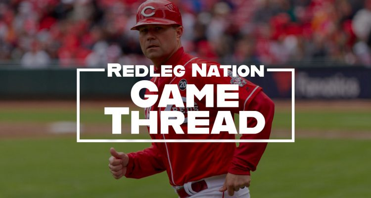 Redleg Nation Game Thread JR House
