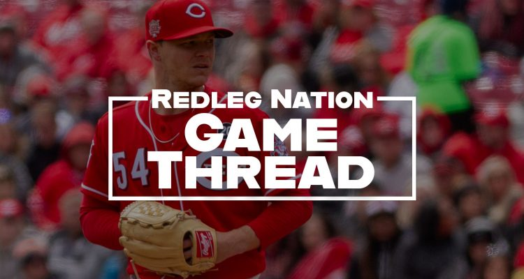 Redleg Nation Game Thread Sonny Gray