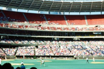 Riverfront Stadium (Photo: Rick Dikeman)