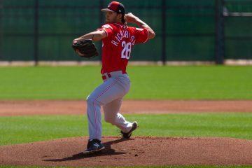 Lyon Richardson (Photo: Doug Gray)