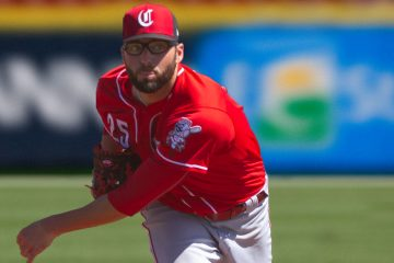 Cody Reed (Photo: Doug Gray)