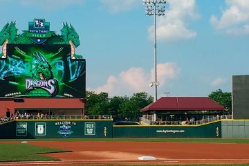 Dayton Dragons Fifth Third Field