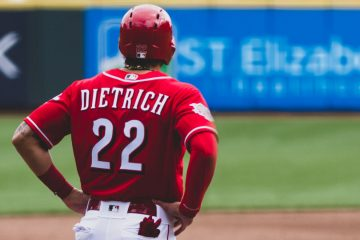 Derek Dietrich (Photo: Doug Gray)