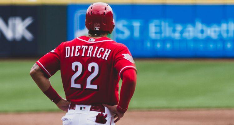 Derek Dietrich (Photo: Doug Gray)