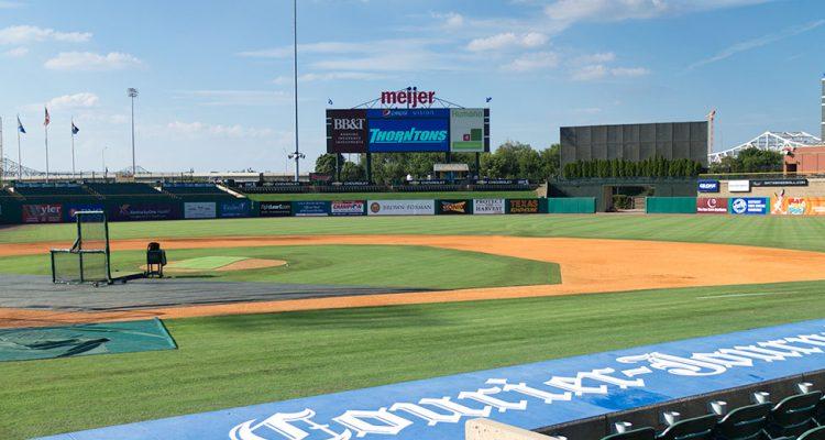 Louisville Slugger Field Louisville Bats