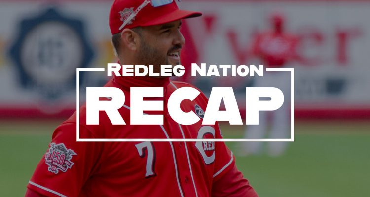 Redleg Nation Game Recap Eugenio Suarez