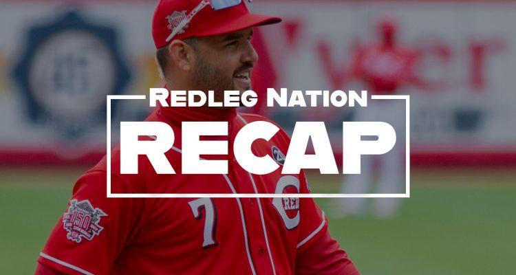 Redleg Nation Game Recap Eugenio Suarez