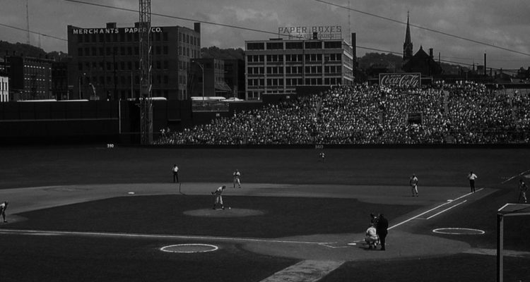 Photo of Crosley Field provided by Blake Bolinger.