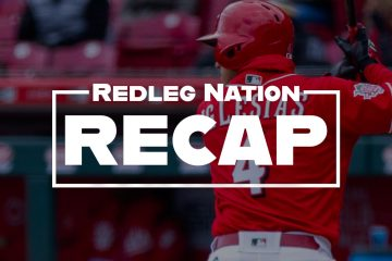 Redleg Nation Game Recap Jose Iglesias