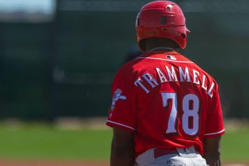 Taylor Trammell (Photo: Doug Gray)