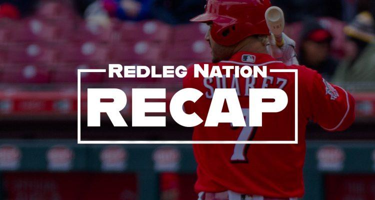Redleg Nation Recap Eugenio Suarez