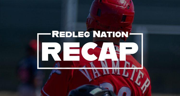 Redleg Nation Recap Josh VanMeter