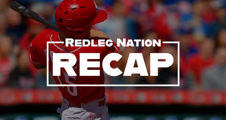 Redleg Nation Recap Nick Senzel