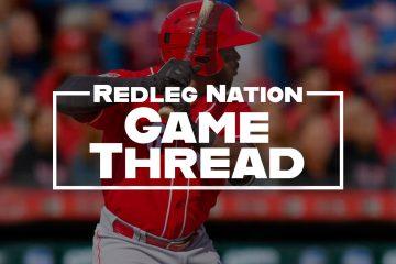 Redleg Nation Game Thread Phillip Ervin