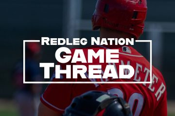 Redleg Nation Game Thread Josh VanMeter