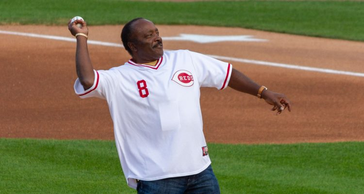 Joe Morgan (Photo: Doug Gray)