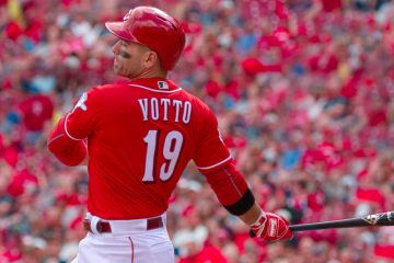 Joey Votto (Photo: Doug Gray)
