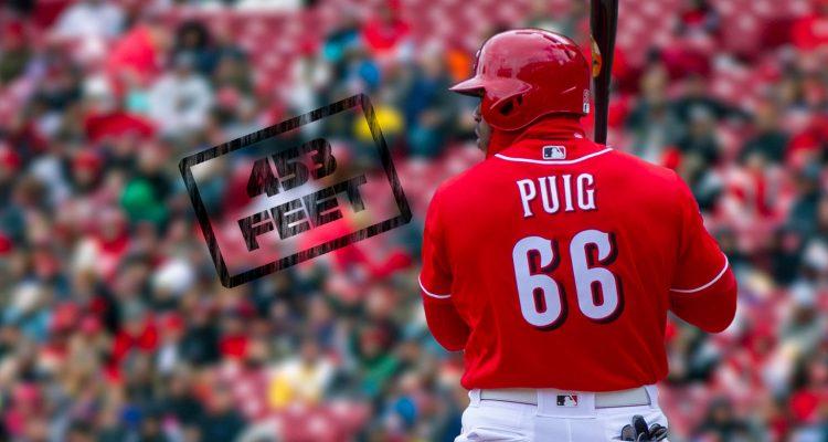 Reds Longest Homers of 2019: #4 Yasiel Puig - Redleg Nation
