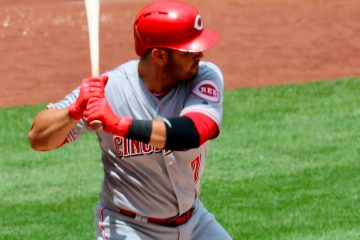 Eugenio Suarez (Photo: Chad Dotson)