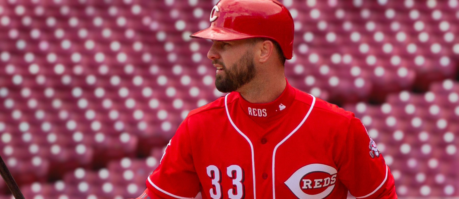 The Reds will be without the DH for 2021.... Maybe - Redleg Nation