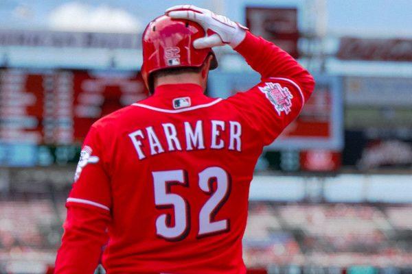 Kyle Farmer (Photo: Doug Gray)