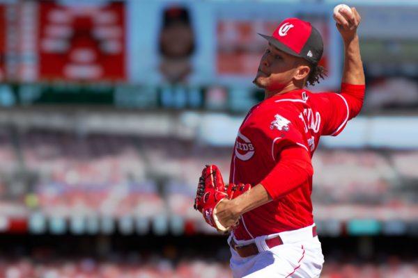 Luis Castillo (Photo: Doug Gray)