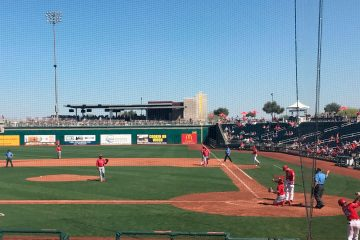 Goodyear Ballpark (Photo: Redleg Nation Staff)