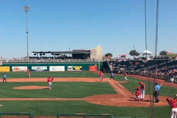Goodyear Ballpark (Photo: Redleg Nation Staff)