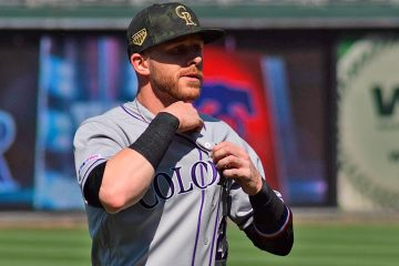 Trevor Story (Photo: Ian D'Andrea)