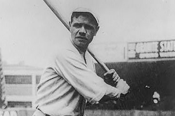 Babe Ruth (Photo: Library of Congress/Public Domain)