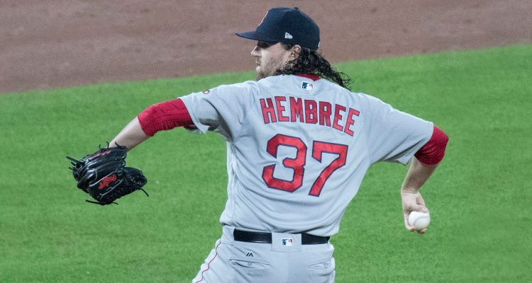 Heath Hembree (Photo: Keith Allison)