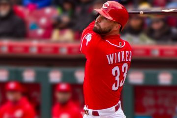 Jesse Winker (Photo: Doug Gray)
